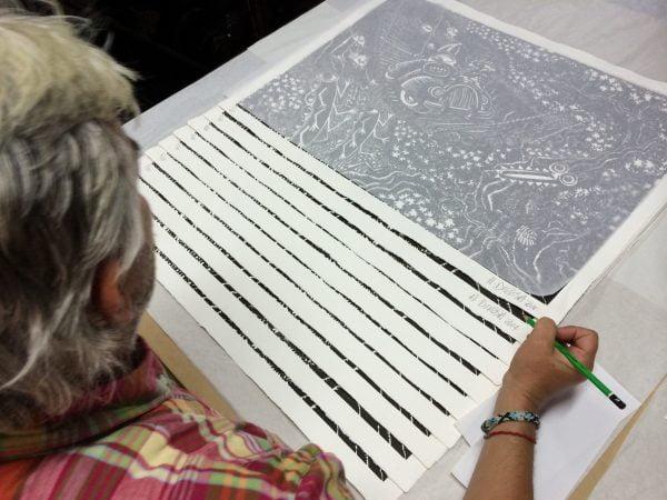 Signature artiste