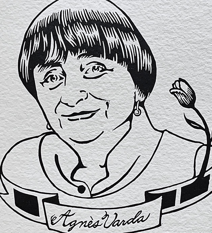 Barbara Carrasco Agnes Verda